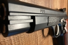 SIG-SAUER P210 LEGEND 21