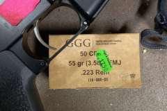 55gr FMJ GGG