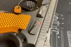 CZ75 Tactical Sports Orange