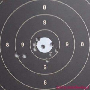 55gr FMJ Fiocchi - 100m - 08x201219