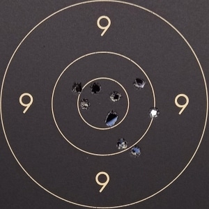 55gr FMJ GECO Target - 100m - 09x210130