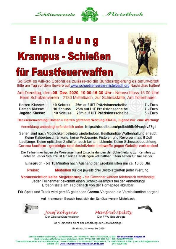 FFW Krampus SV Mistelbach