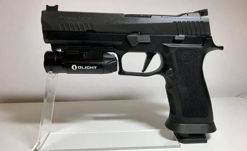 SigSauer P320 X-Five Triggerjob 1