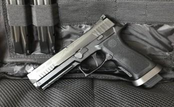 Sig Sauer P320 X-Five p320 x-five triggerjob