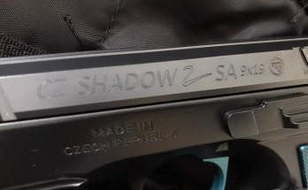 CZ Shadow 2 SA