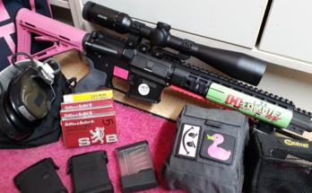 Oberland Arms OA15 M5 BL sSLG1