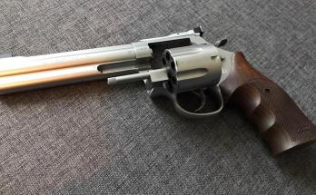 Smith & Wesson S&W 686 Target Champion