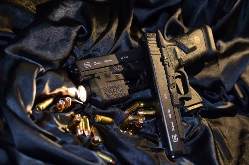 Glock 21-34