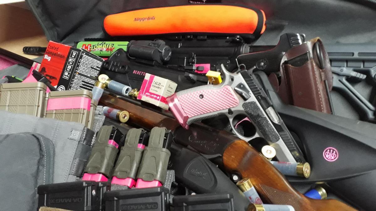 ÖM ISB 2021 Pistole Revolver HA